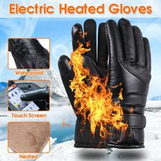 heatingglove, motorcyclefingerglove, Outdoor, motorcyclethermalglove