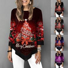 gradientcolor, blouse, topsamptshirt, Shirt