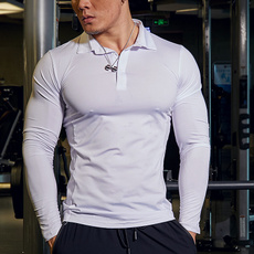 collar slim, polo men, Shirt, poloshirtsformen