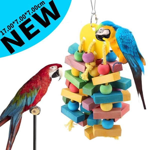 parrothangingtoy, Toy, hangingwoodentoy, birdtoy