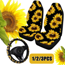 seatcoversforcar, Fashion, interioraccessorie, Sunflowers