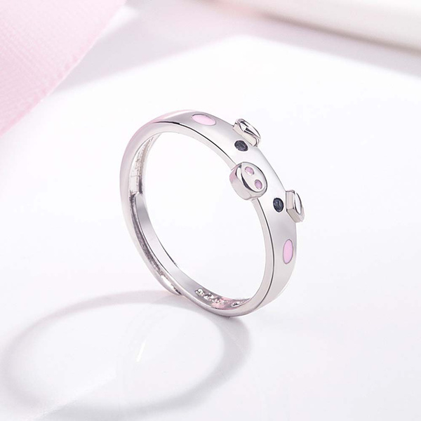 pink, cute, Adjustable, Jewelry