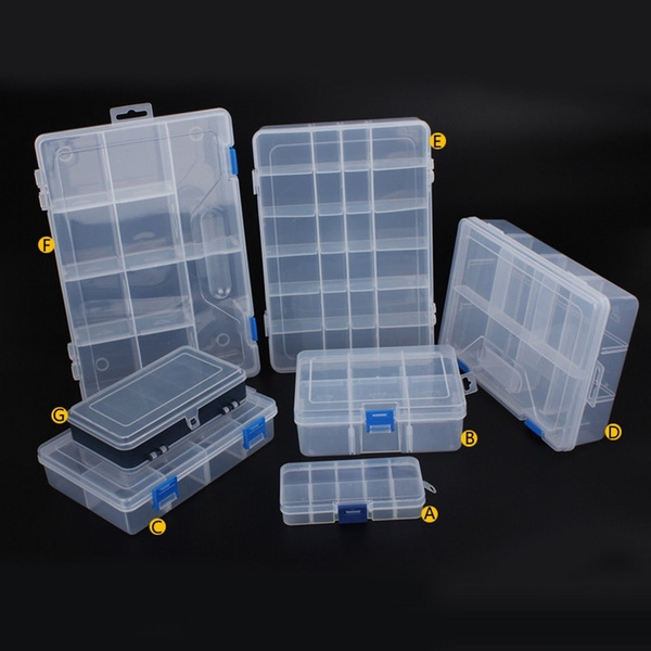 case, Adjustable, Boxes, Storage