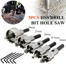 Steel, highspeedsteelcuttingtool, Aluminum, holeopener