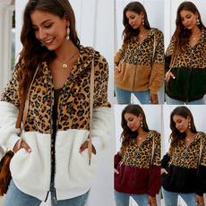 Fleece, Fashion, Coat, women coat