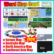 Gps, Cars, mp5, navigationmap