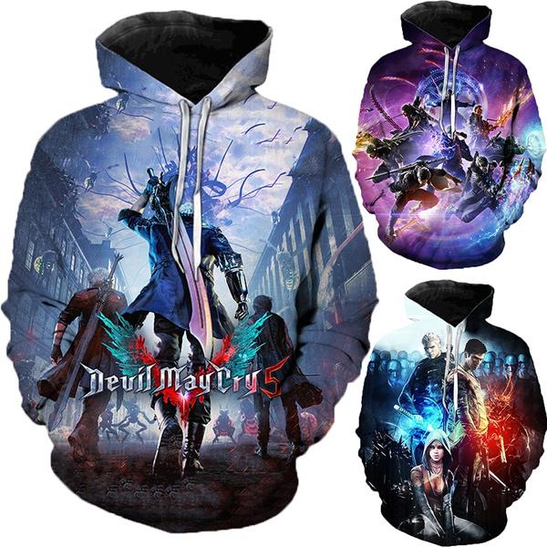 Fashion, devilmaycryhoodie, devilmaycry, Sweaters