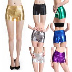 Shorts, pants, Pure Color, nightclub
