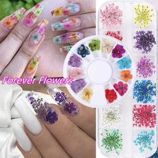 nail decoration, nail stickers, Flowers, artnailtip