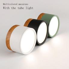 Compact, ceilinglamp, whitelight, Interior Design