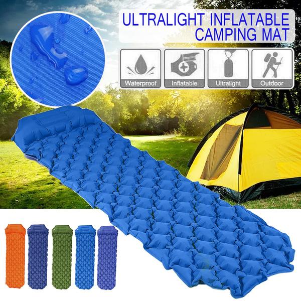 inflatablebed, sleepingbag, Outdoor, sleepingpad