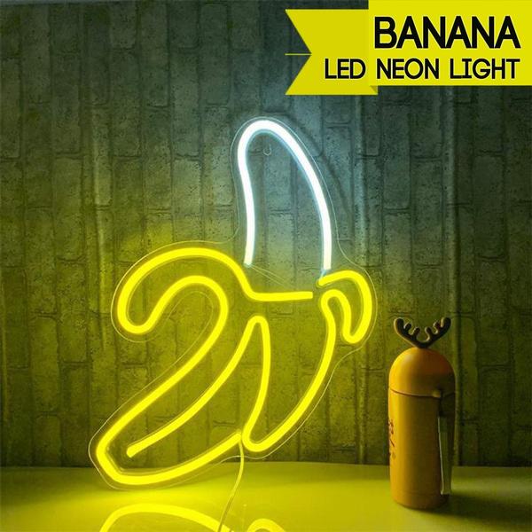 bananalight, Fashion, Night Light, bedroom