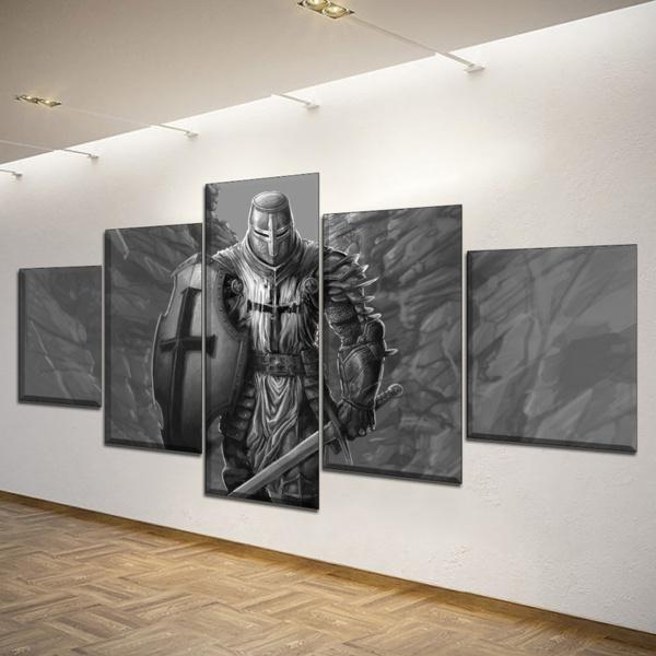 modernabstract, Decor, handmade oil painting, Wall Art