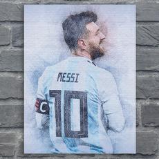 Soccer, Decor, soccerstar, Wall Art