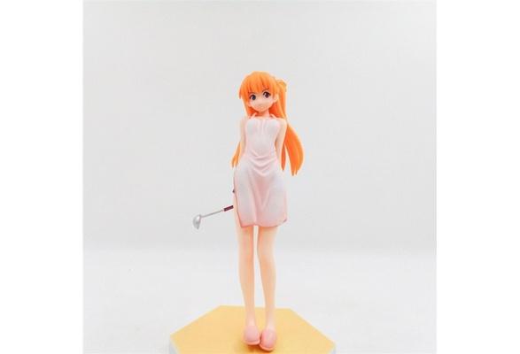 SEGA EVANGELION Katsuragi Misato 10cm toy anime doll Figure 68