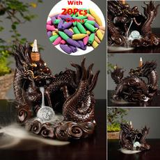 incenseholdercraft, ceramiccraftsgift, Crystal, Gifts