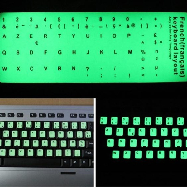 наклейканаклавиатуру, keyboardsticker, fluorescentsticker, computersampaccessorie