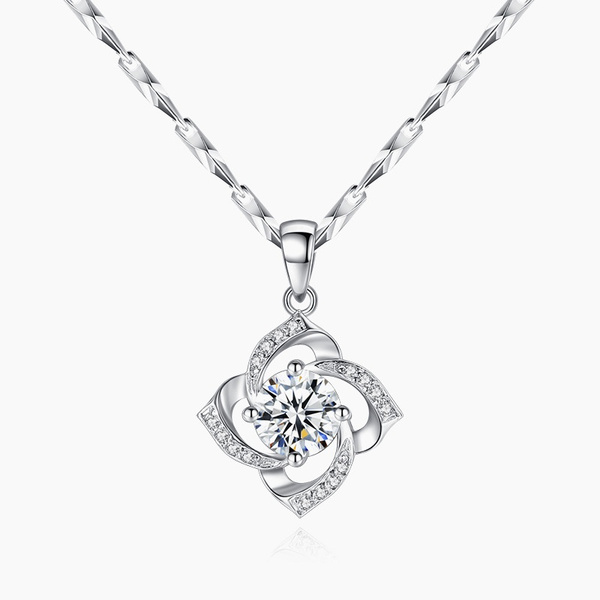 Clover, 925 sterling silver, Jewelry, Women's Fashion
