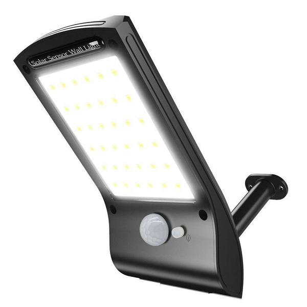 motionsensor, walllight, ledwalllamp, Outdoor