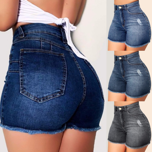 Summer, Shorts, high waist, pants