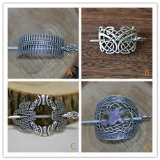 viking, cletic, Jewelry, vikinghairpin