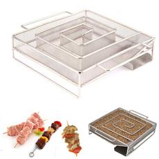Box, Grill, Kitchen & Dining, smokedsalmon