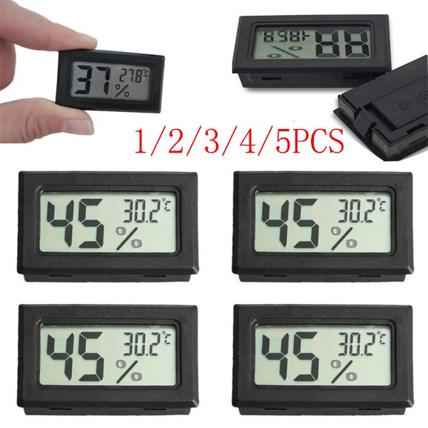 Indoor, humiditymeter, Temperature, Battery