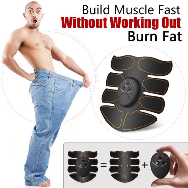 trainer, em, musclemassager, Fitness