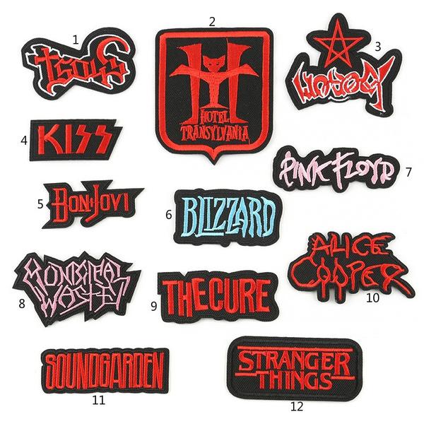 clothsticker, punk, Accessories, Patch