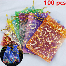 Star, Christmas, Gifts, Gift Bags