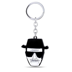 menpendant, Key Chain, walterwhite, keybuckle