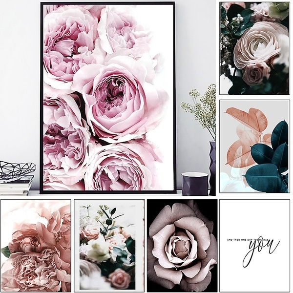 Decor, Flowers, Wall Art, Home Decor