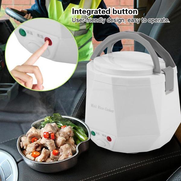 Box, Mini, cookerssteamer, ricecooker