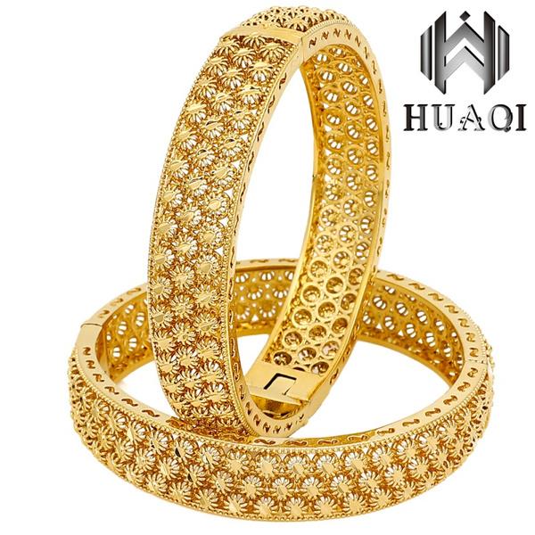 Charm Bracelet, goldplated, Jewelry, gold