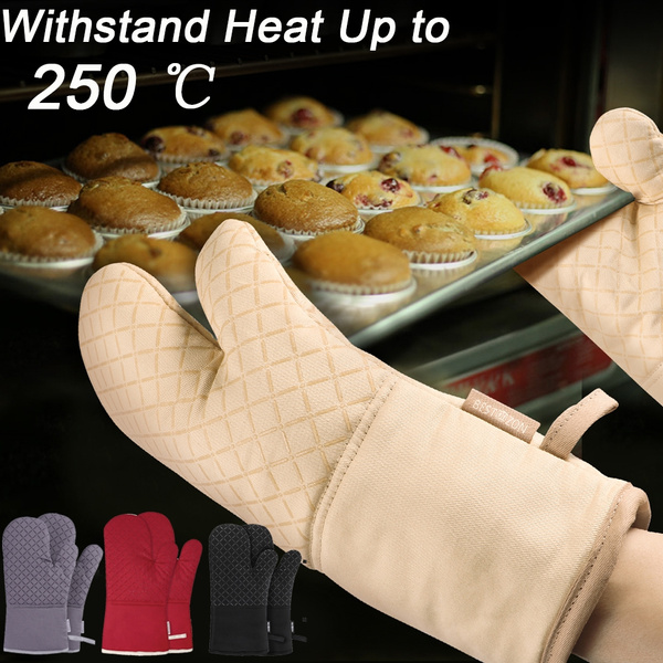 Grill, ovenmitten, ovenmittglove, ovenglovesset