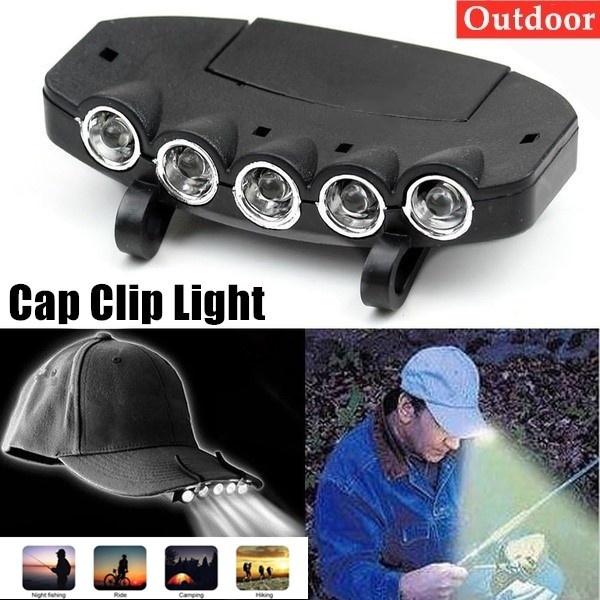 Flashlight, headcap, Outdoor, Night Light