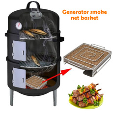Mini, Apple, Grill, coldsmokegenerator
