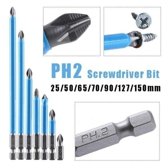 hexshank, drillscrewdriver, Electric, magneticscrewdriverbit