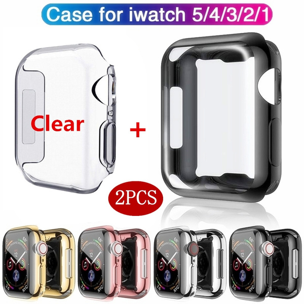 case, iwatch44mmcase, Apple, Silicone