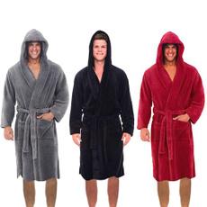 casual coat, hooded, homeclothe, Sleeve