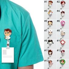 retractable, Clip, Office, doctor