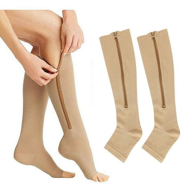 compression, Zip, unisex, Socks