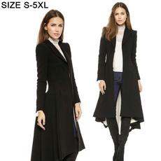 Plus Size, Fashion, slim long, long dress
