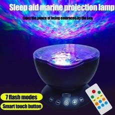 lights, Night Light, projector, 7colorsnightlight