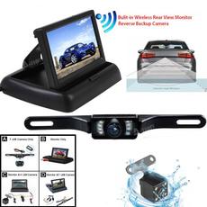 caraccessory, backupcamera, parkingsystem, foldablemonitor