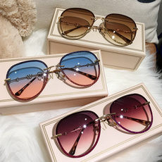 Fashion, UV400 Sunglasses, Sunglasses, Rhinestone