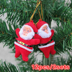 Christmas, doll, Festival, Santa Claus