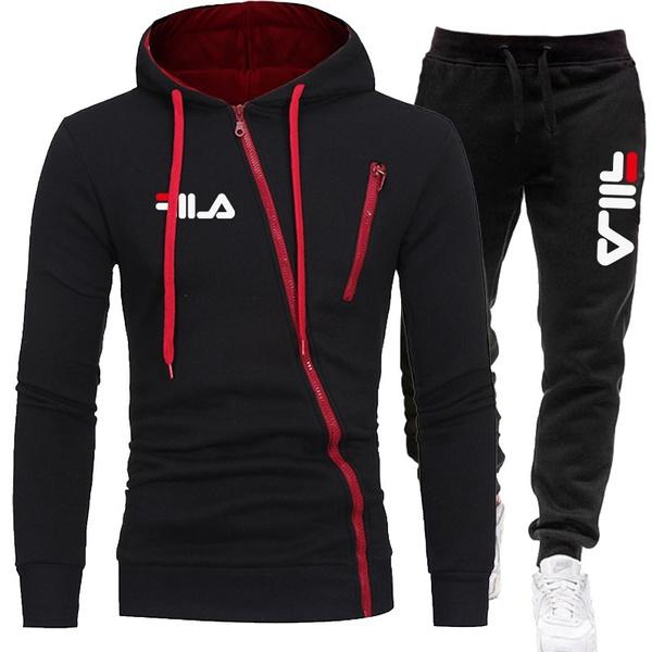 Fashion, hoodedjacket, Men, zipper hoodie