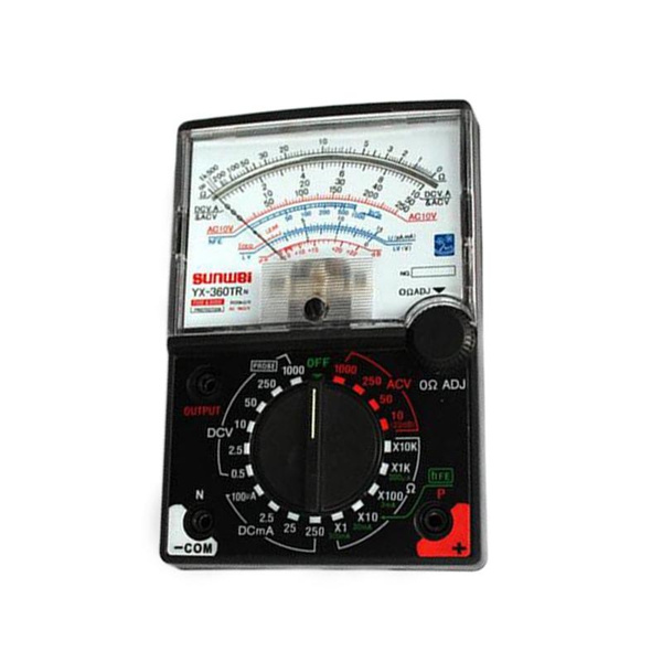 lead, Protection, diode, Multimeter