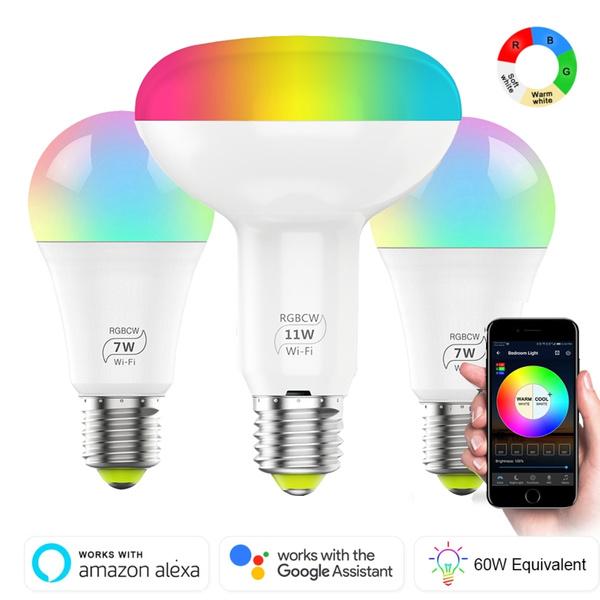 Light Bulb, Google, wakeuplight, ledsmartbulb